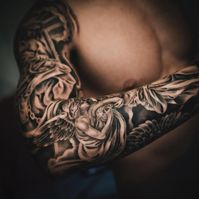 татуировки на руки