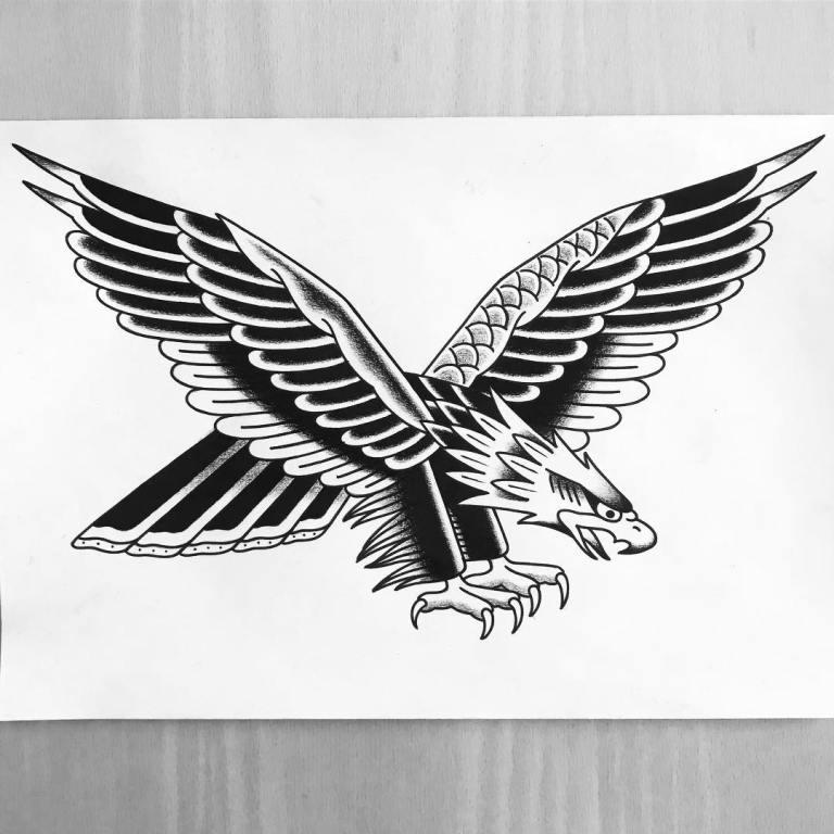 Орел олд скул