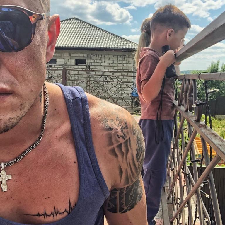 Татуировки российских знаменитостей