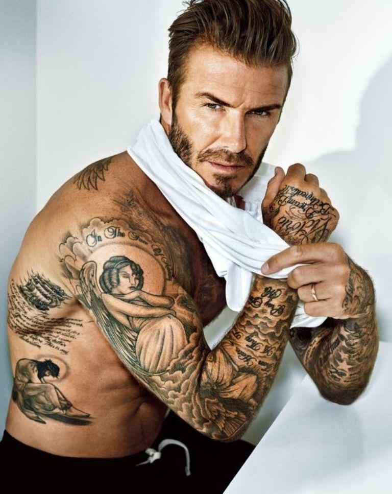 Татуировки великих людей