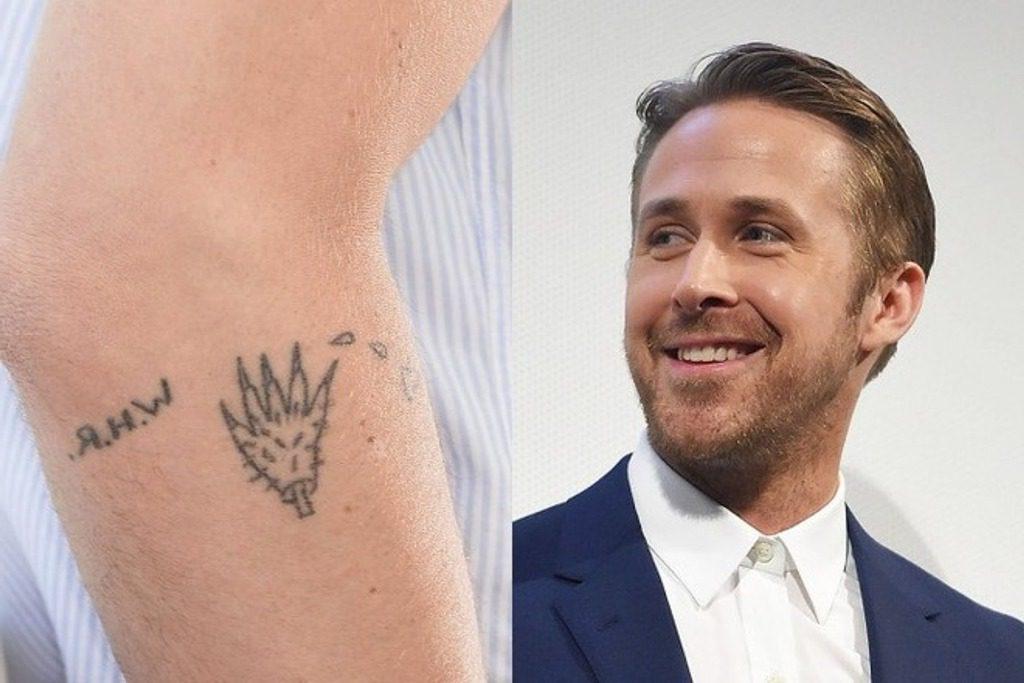 Актеры с татуировками
