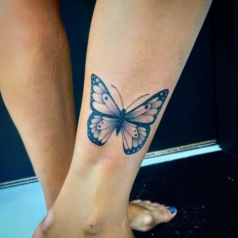 тату бабочка значение для девушек