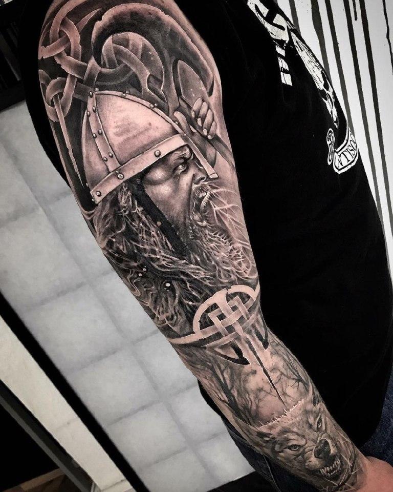 кельтские тату