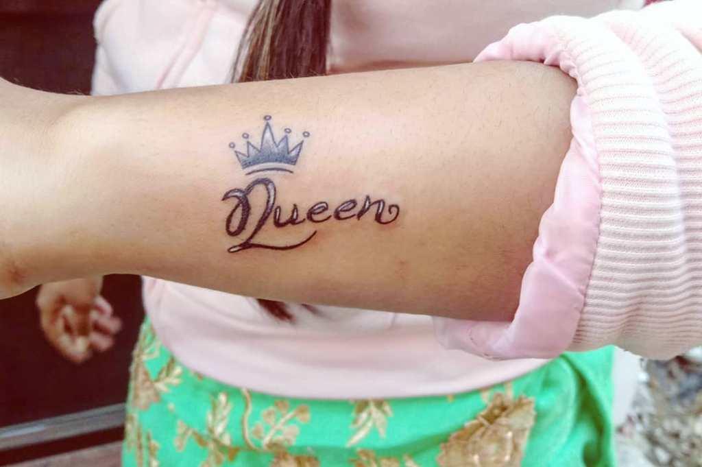 корона тату значение