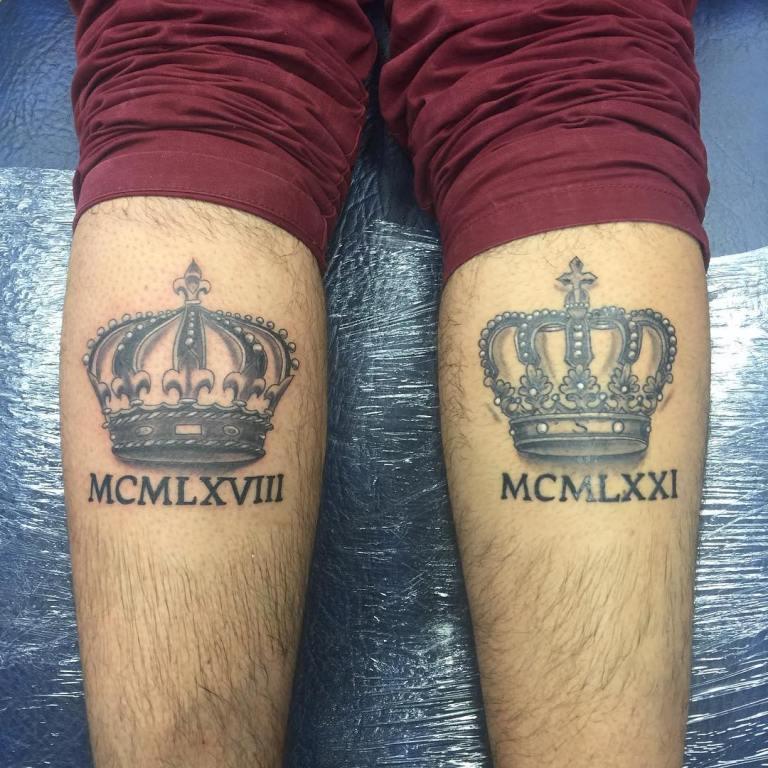 татуировка корона значение