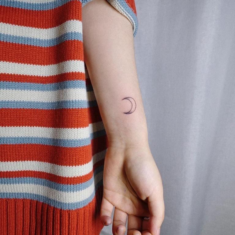 татуировки легкие