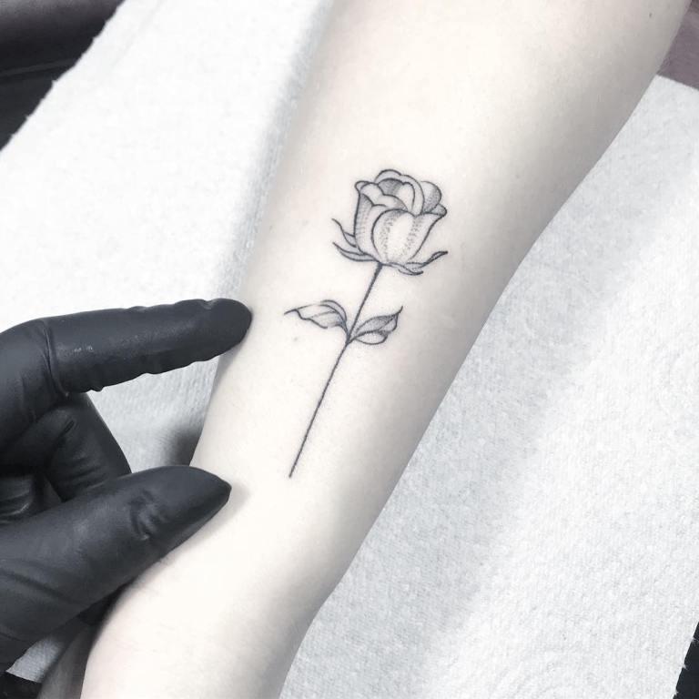 татуировки для девочек