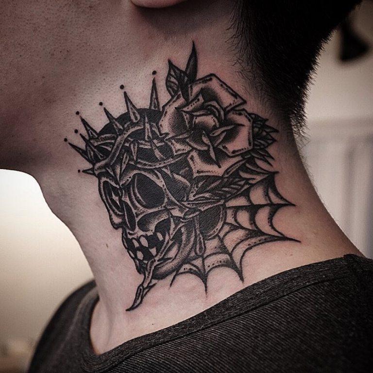 олдскульные татуировки
