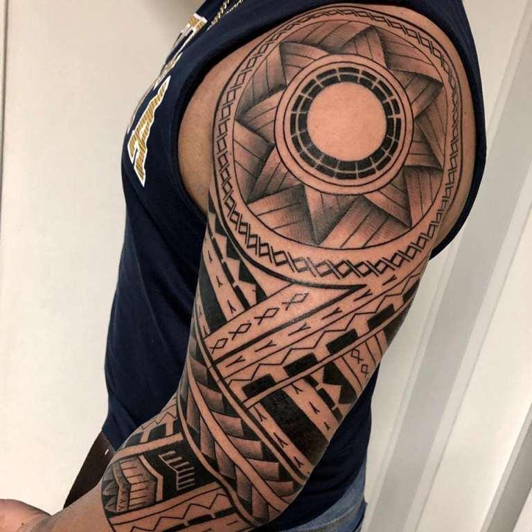 значение полинезийских татуировок