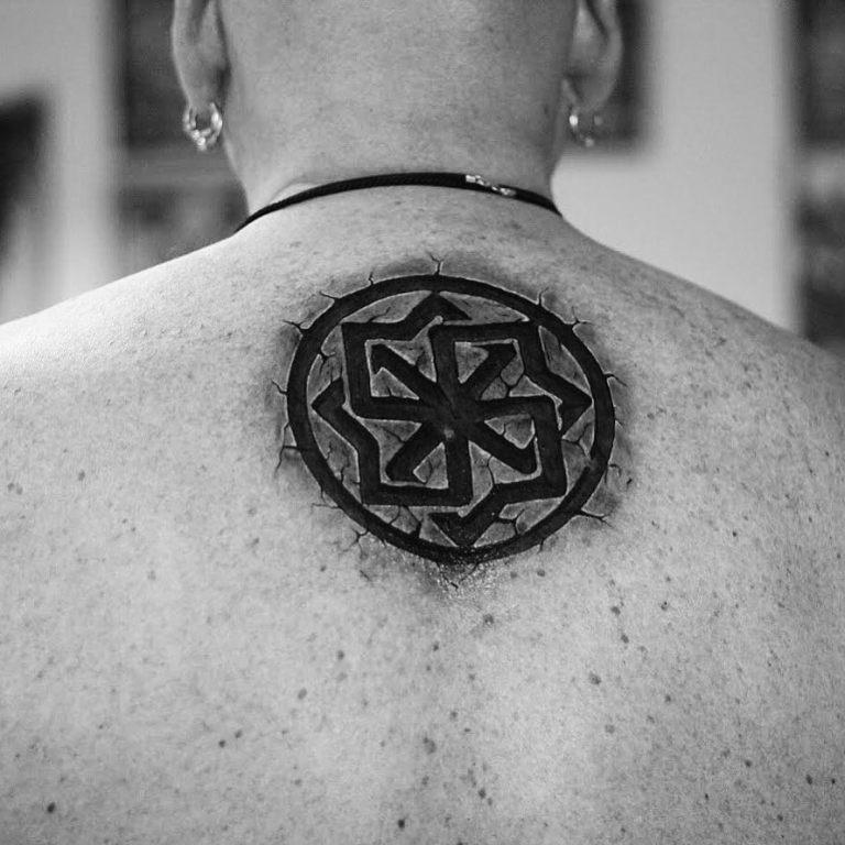 языческие татуировки