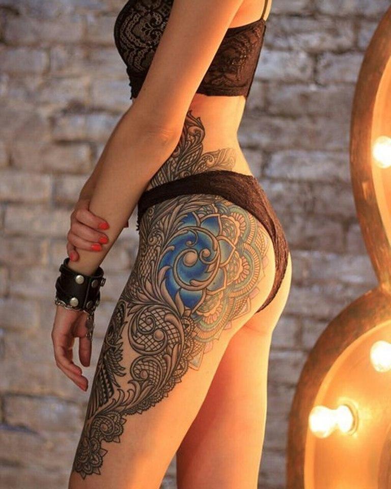 стили в татуировках