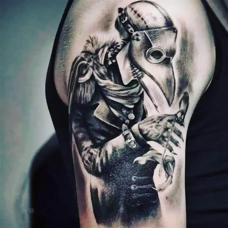 стили татуировки