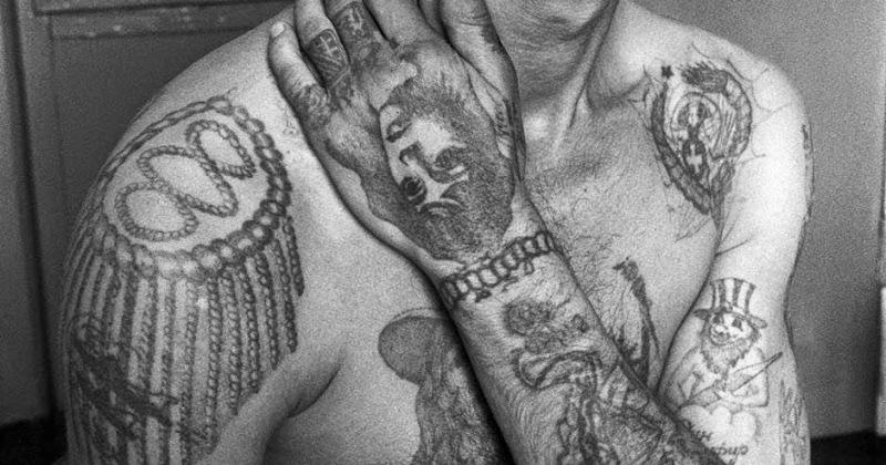 значение татуировок в криминальном мире
