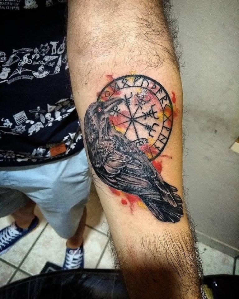 татуировки скандинавские