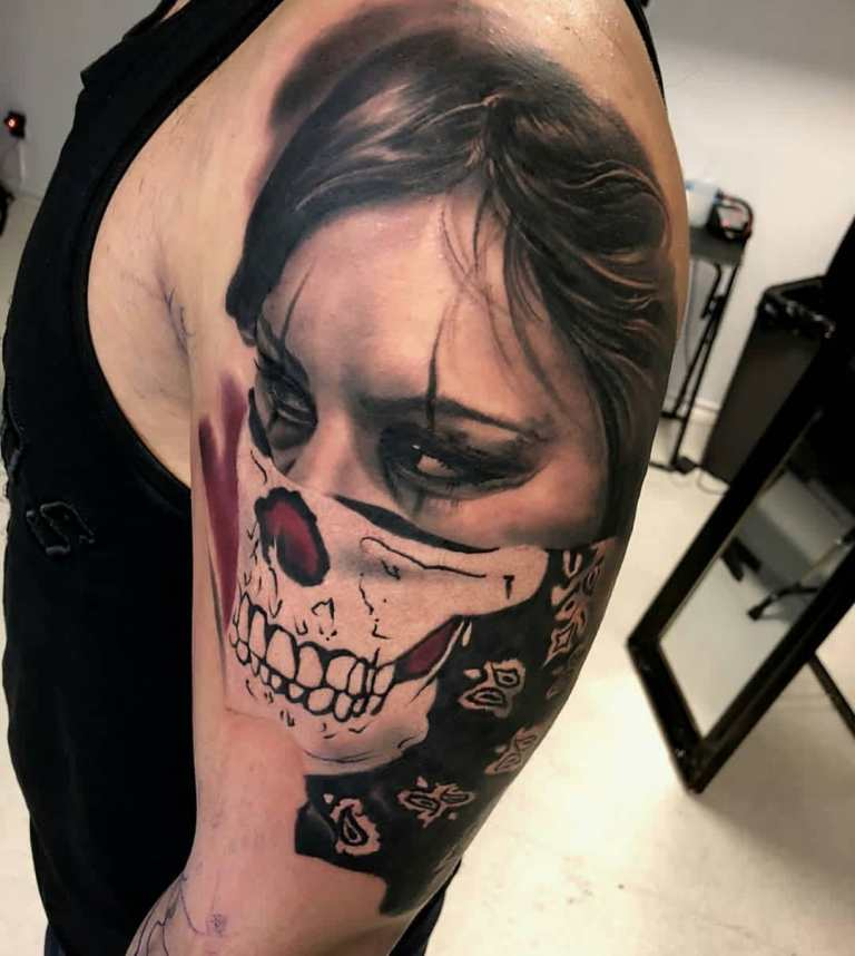 3 д татуировки фото
