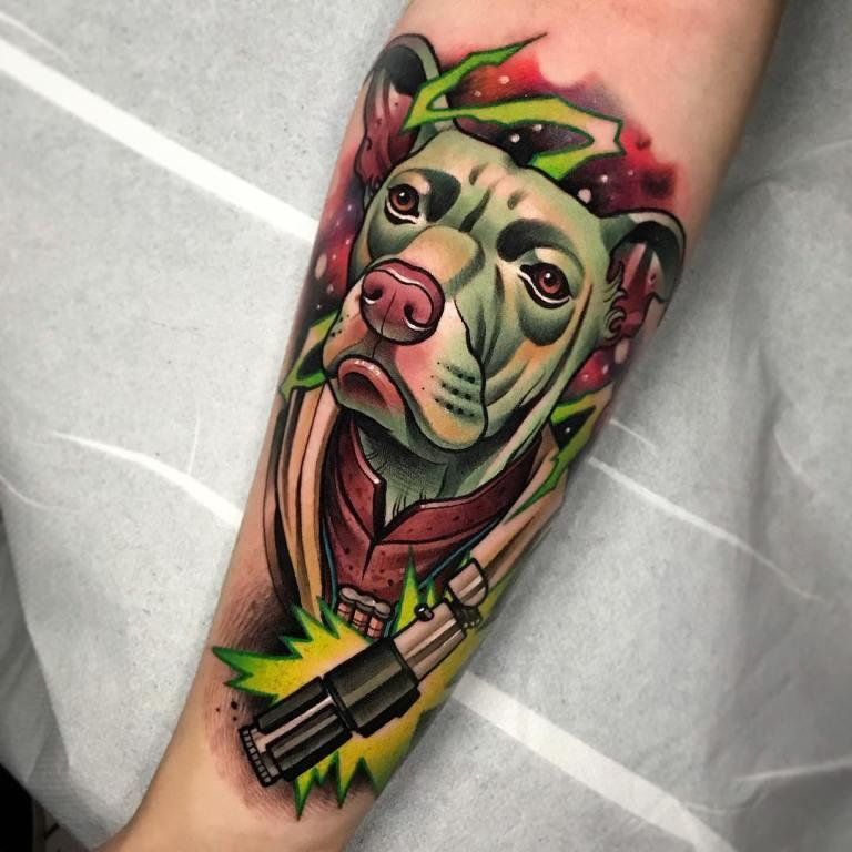 new school tattoo эскизы
