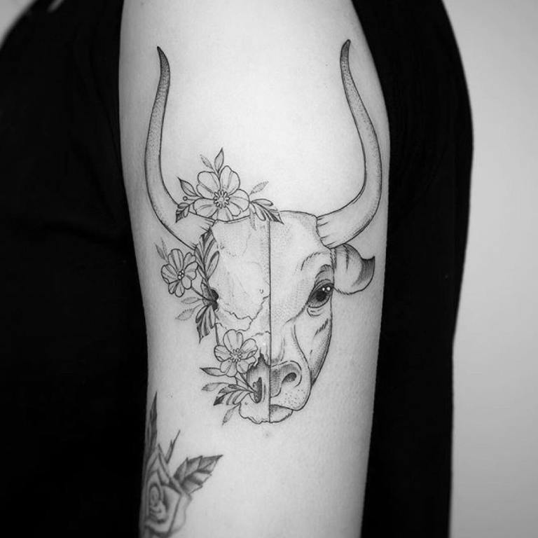 татуировки знаков зодиака