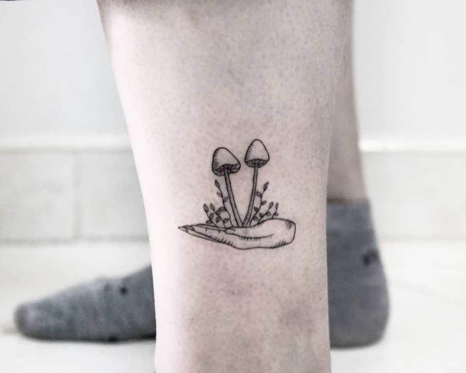 идеи для маленьких тату
