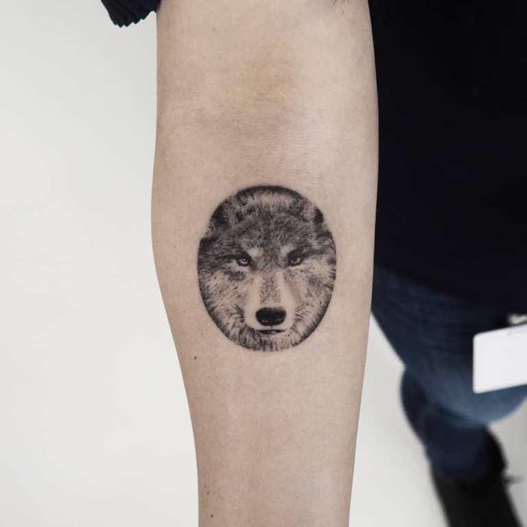 маленькие татуировки на руку