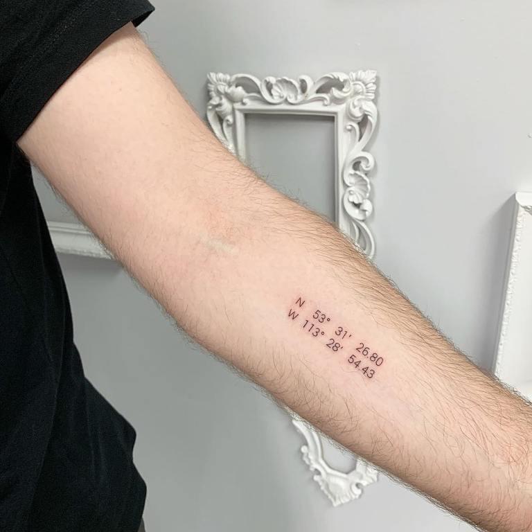 Для, картинки татуировок с надписями для мужчин