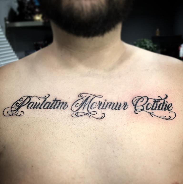 надписи на латыни с переводом