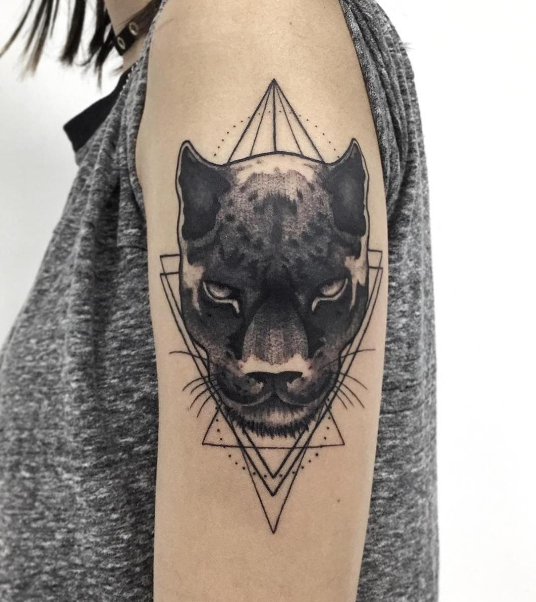 Татуировка пантера - Фотоальбомы