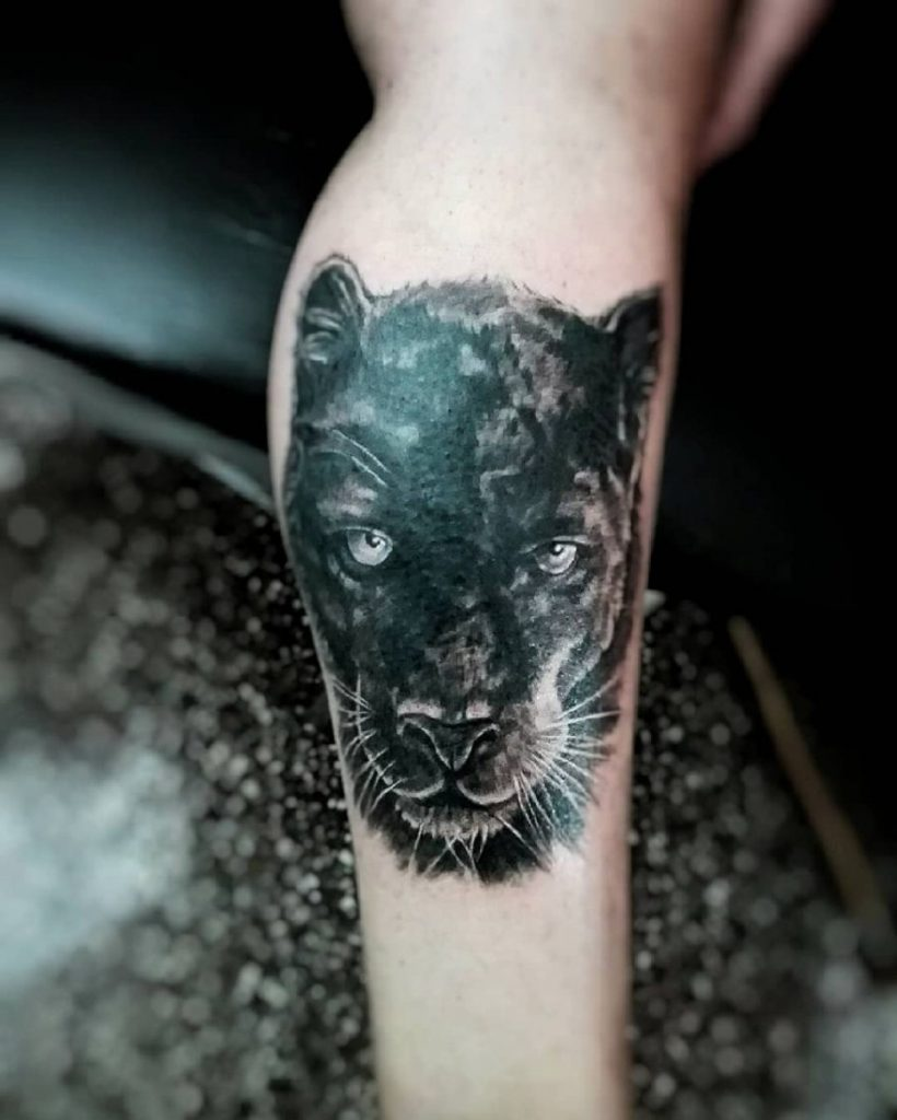 значение татуировки пантера