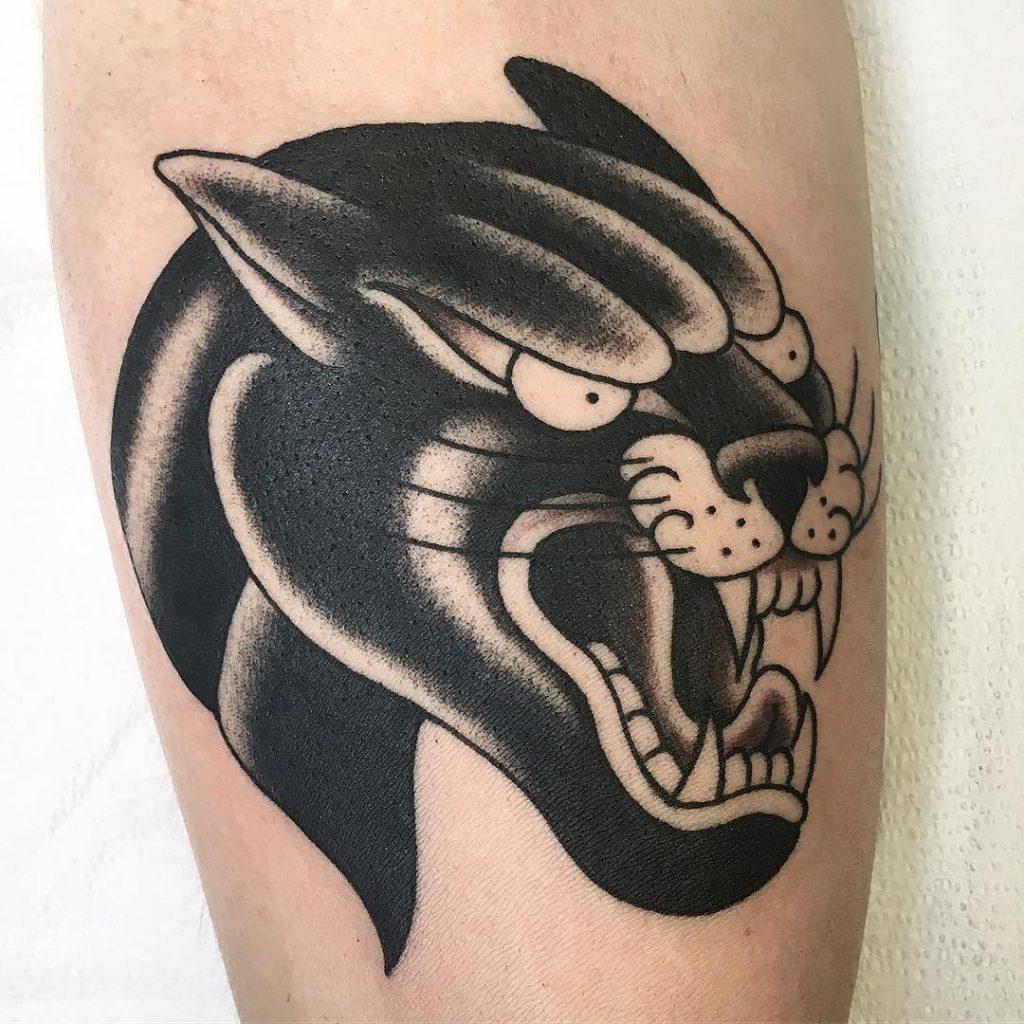 татуировка пантера значение