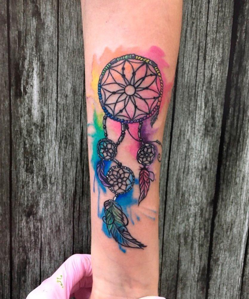 татуировки на руку для девушек
