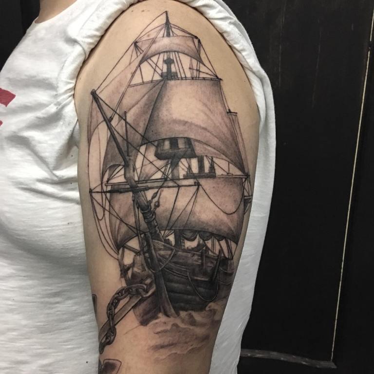 какие татуировки приносят удачу