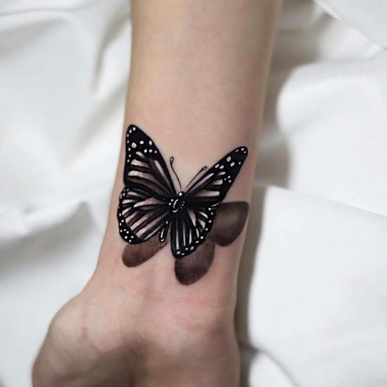 татуировки на запястье