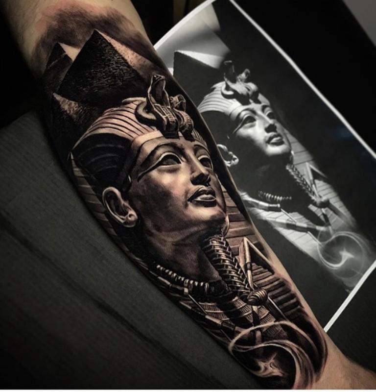 татуировки фараона