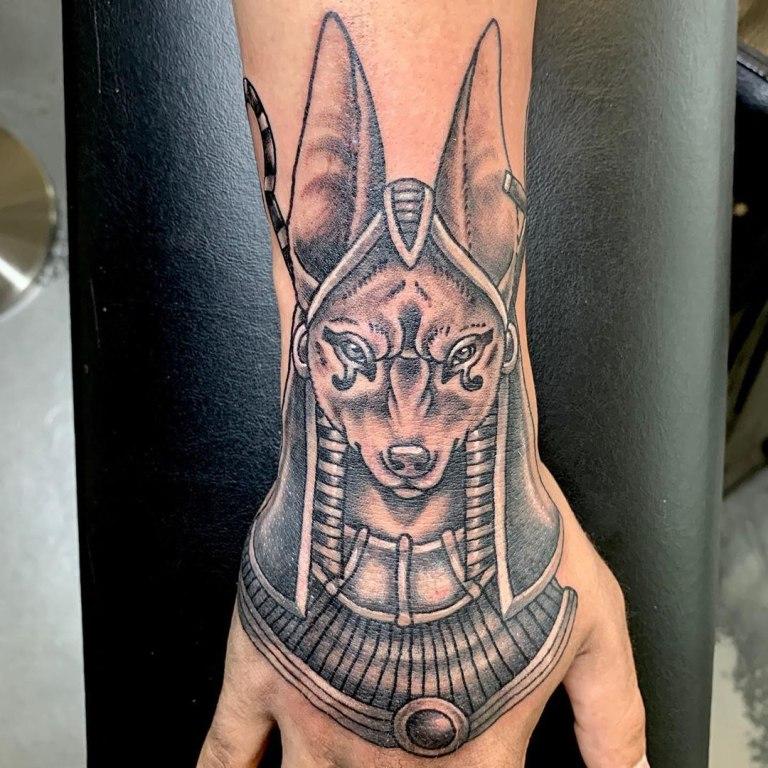 египетские татуировки