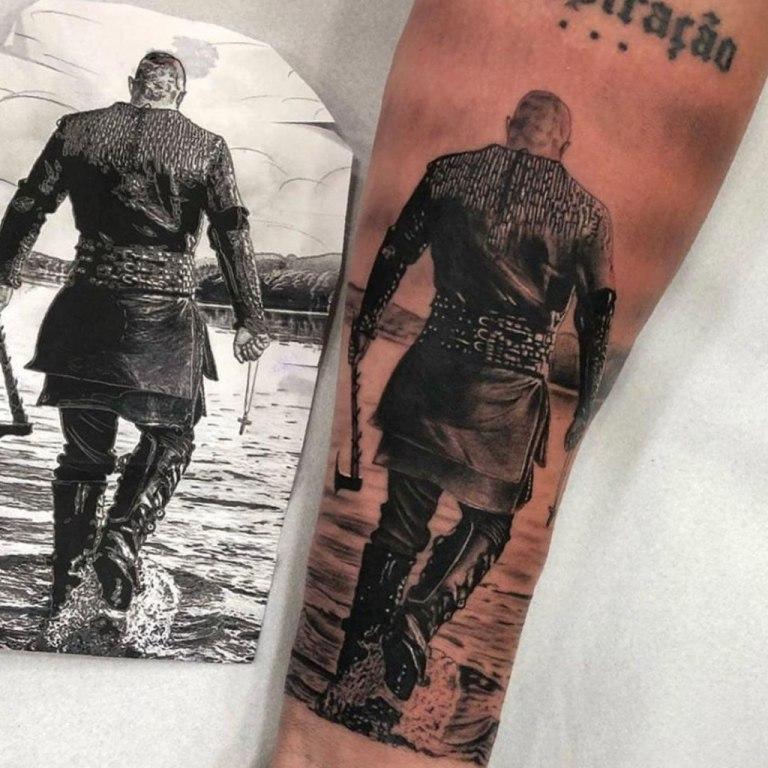 красивые татуировки для мужчин