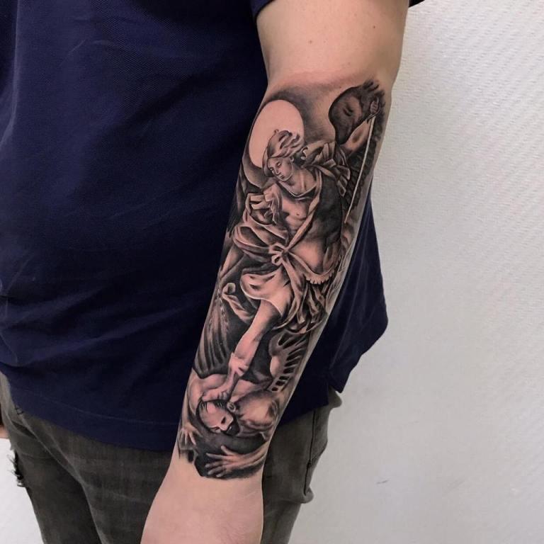 современные татуировки для мужчин