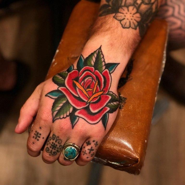 татуировки для мальчиков