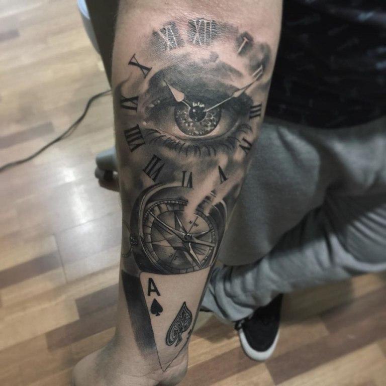самые крутые татуировки для мужчин