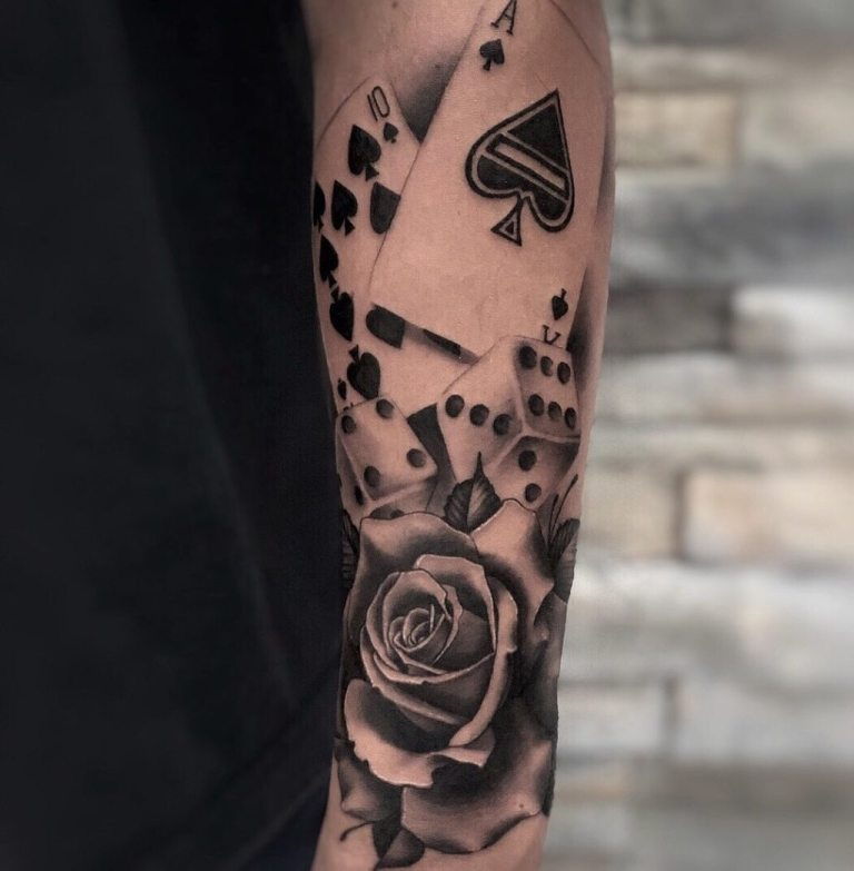татуировка для мужчин