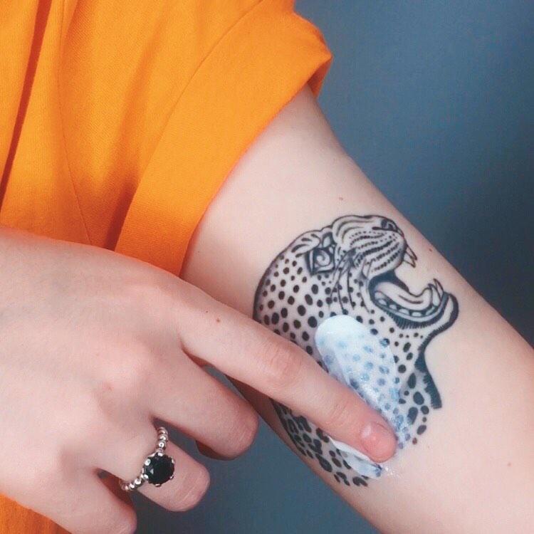 мазь для татуировок