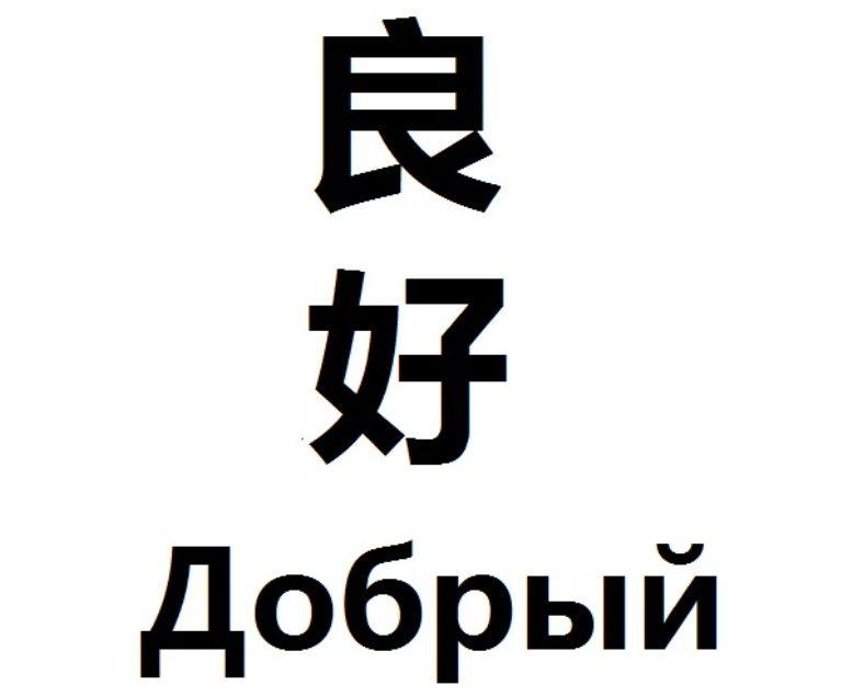 иероглифы значение