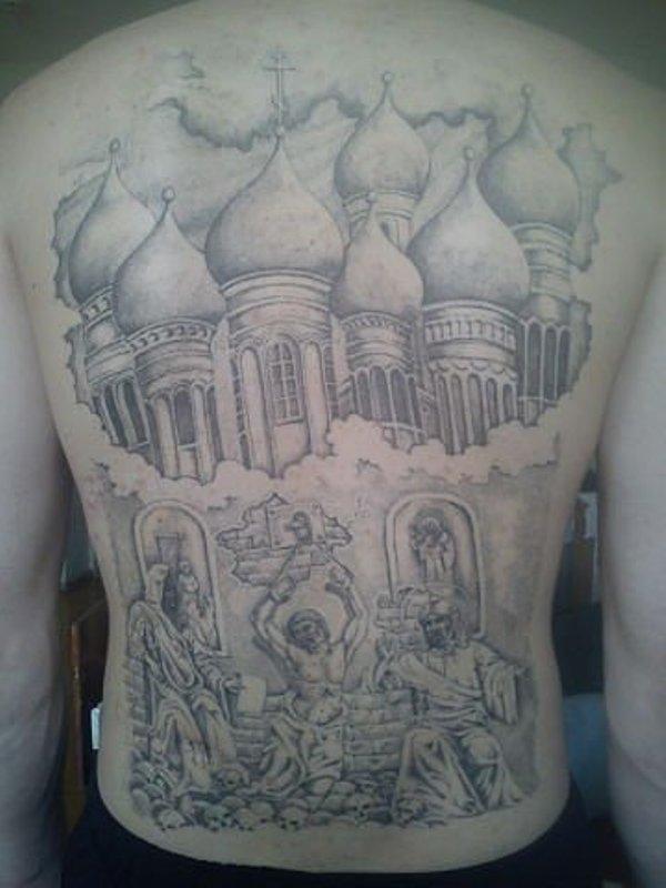 купола татуировка