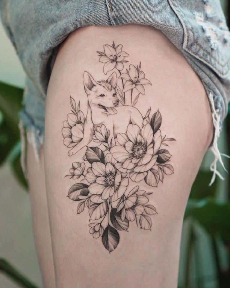 татуировка цена