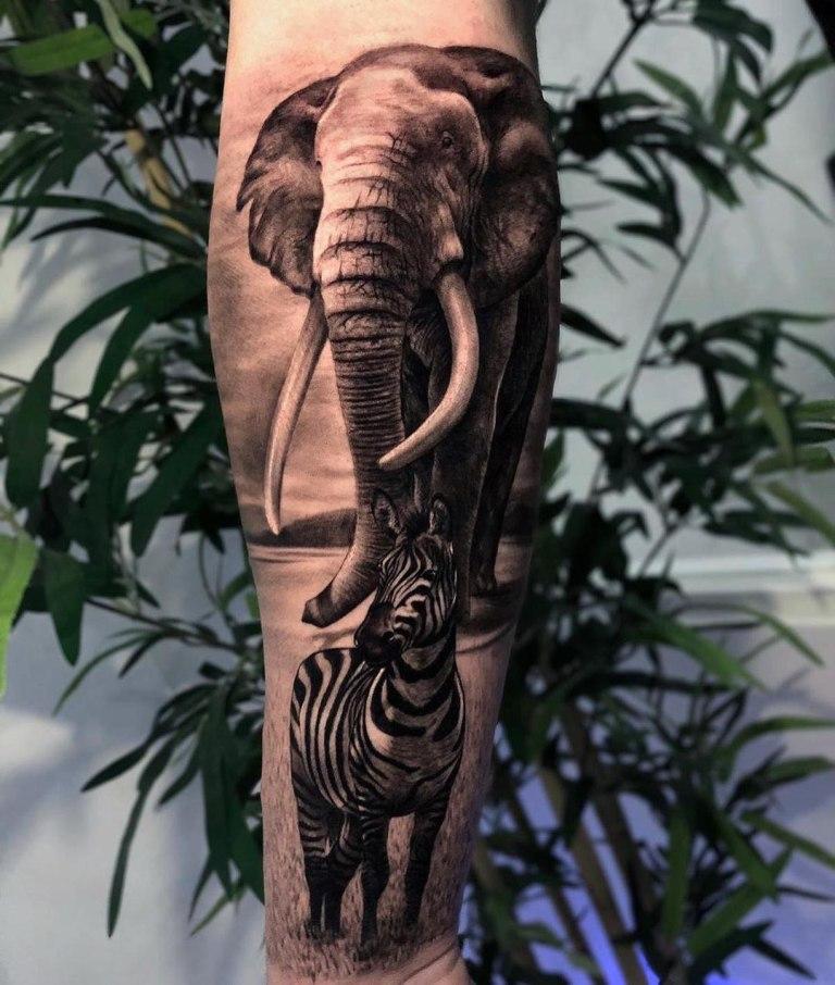 сколько стоит татуировка на руке цена