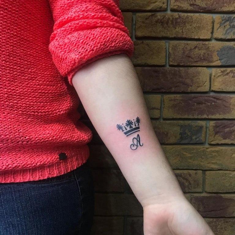 татуировки цены