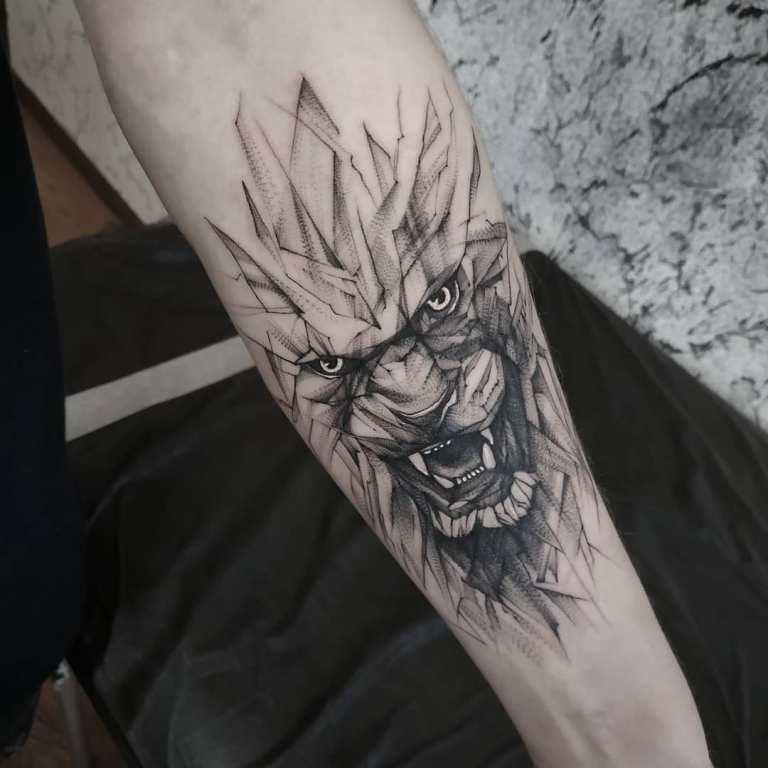татуировки графика