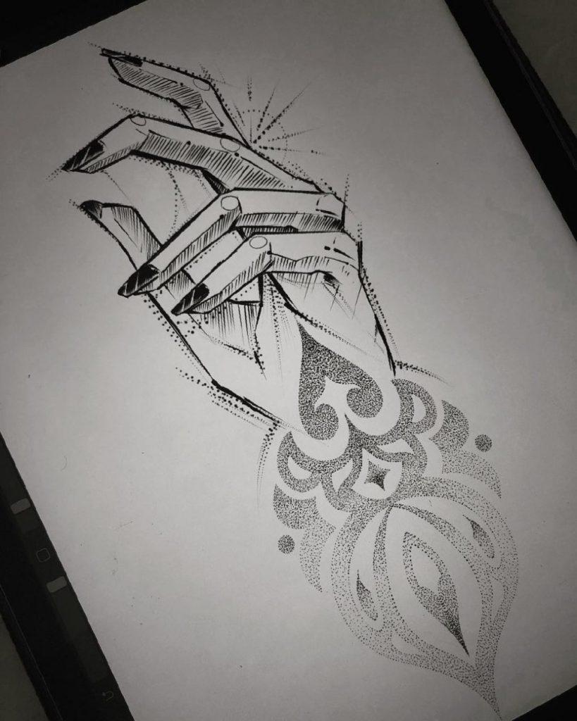 очень красивые татуировки женские