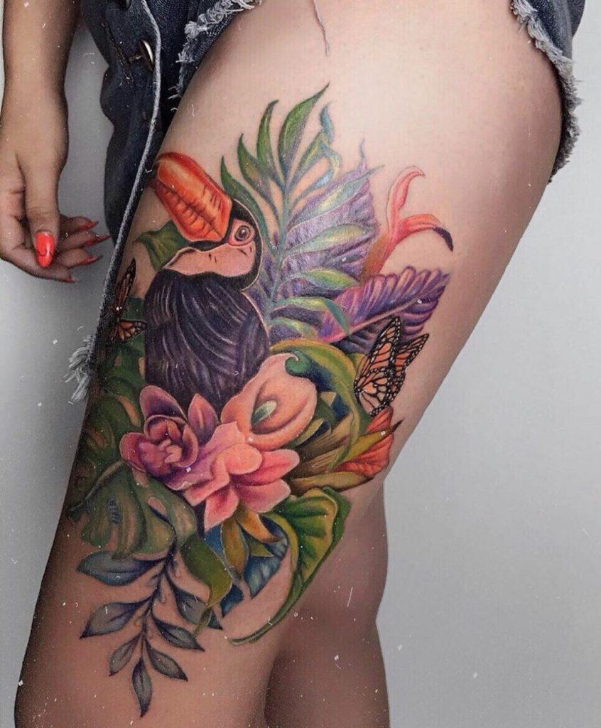 самые лучшие татуировки мира