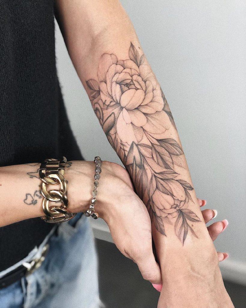 самые красивые татуировки в мире для девушек