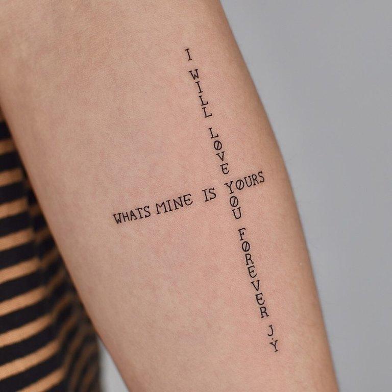 интересные татуировки для мужчин
