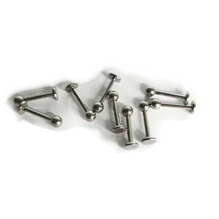сережки для пирсинга брови